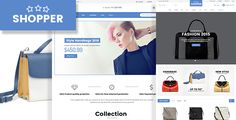 Shopper Online - Magento Theme