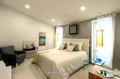 Rock-Kivitalo Cliff - Makuuhuone | Asuntomessut