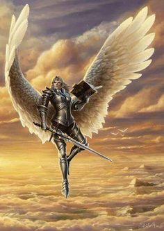 Warrior angel
