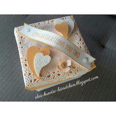 Elas-Kreativ-Händchen: Explosionsbox zur Hochzeit Stampinup, Blog, Creative, Wedding, Blogging