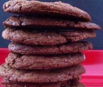 Easy Fudgy Nutella Cookies 10/10!