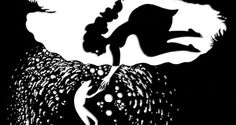 Enchanting Silhouettes Bring Brothers Grimm Fairytales To Life Like You've Never Seen Before Brothers Grimm Fairy Tales, Paper Pot, Entertainment Logo, Business For Kids, Paper Cutting, Mythology, Concept Art, Folk