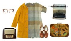 """""""Live life like you're in a Wes Anderson film"""" by samarayared on Polyvore"""