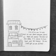 Sketchbook by Patricia Chuang | Tell your story with the NEW Fiction Project 2015. This project is only open to 300 participants, so don't wait to sign up!