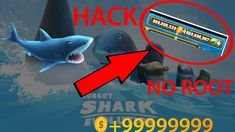 New Hungry Shark Evolution hack is finally here and its working on both iOS and Android platforms. This generator is free and its really easy to use! Cheat Online, Hack Online, Shark Games, Big Shark, Clash Of Clans Hack, Game Update, Android Hacks, Mobile Game, Free Games