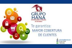 Grupo Hana. Imagina expandir tus mercados más allá del horizonte.