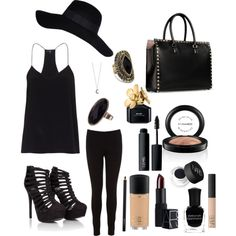 """""""Feral Love"""" by lilyshipwreck on Polyvore"""