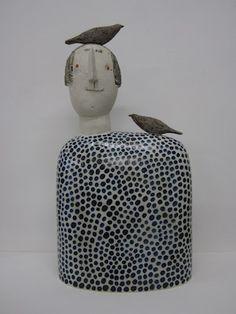 Bird-head,Jane Muir