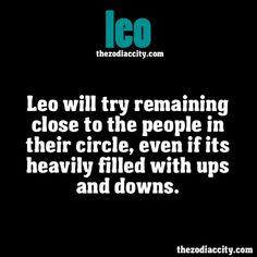 ZODIAC LEO FACTS