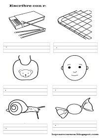 RECURSOS DE EDUCACIÓN INFANTIL: PALABRAS CON (II)... Math Equations, April 13, Note Cards, Words
