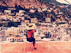day dreaming of the Amalfi coast, I was lucky enough to go there with some great friend's back in 2002.