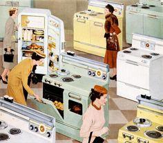 Frigidaire advertisement, 1954