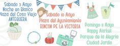 Nuevos mercadillos de mayo en Málaga