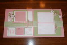 March 2012 Baby layout