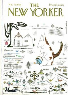 The Big New Yorker Book of Cats