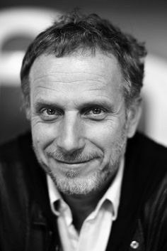 Charles Berling (1958) - French actor, director, scenario writer. Photo by Iannis Pledel