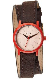 """Nixon Kenzi Wrap Watch  Accessories Watches on discounted price from """"Jacks Surfboard's"""" Use coupon and promotional codes."""