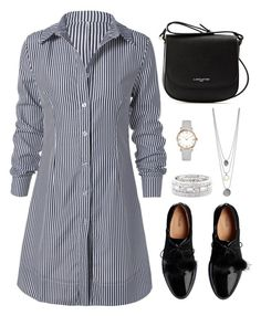 """""""GiuliaNimei Outfit #176"""" by giulianimei ❤ liked on Polyvore featuring Lancaster and Sole Society"""