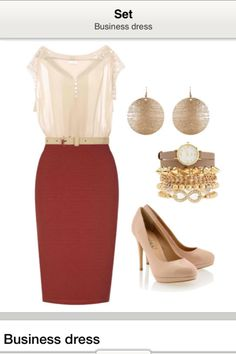 Business dress - want please! So affordable!