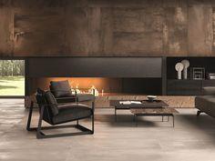 Pavimento/rivestimento in gres porcellanato INTERNO 9 by ABK Industrie Ceramiche