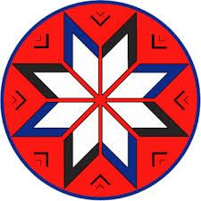 Mi'kmaq Symbols for Peace Native American Tattoos, Native American Symbols, Native American Crafts, Native American Beading, Native American Indians, Words With Q, Some Words, Speaker Drawing, Medicine Wheel