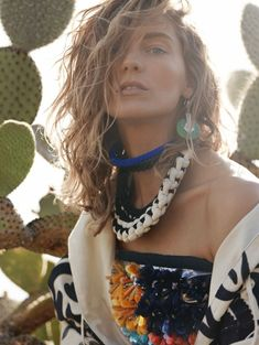 Daria Werbowy by Mario Testino for Vogue UK March 2014