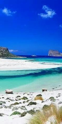 Balos Bay, Crete Greece
