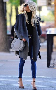 Fashion Tips Outfits 40 Best Autumn Winter Fashion Trends For 2019 - List Inspire. Tips Outfits 40 Best Autumn Winter Fashion Trends For 2019 - List Inspire. Casual Winter Outfits, Winter Fashion Outfits, Fall Fashion Trends, Fasion, Latest Fashion Trends, Autumn Winter Fashion, Fashion Ideas, Fashion Bloggers, Winter Style