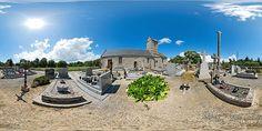 Eglise Saint-Samson d'Angey et son cimetière  -  France © Pascal Moulin