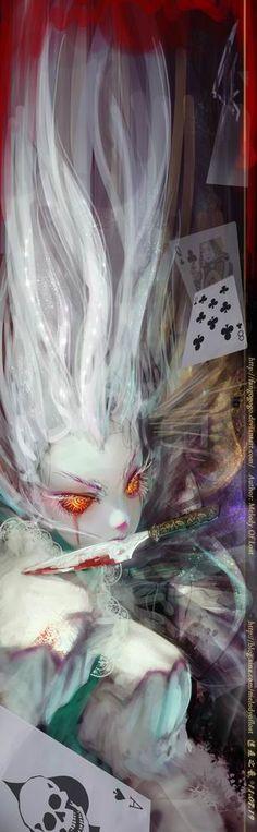 Alice by ~fangogogo on deviantART