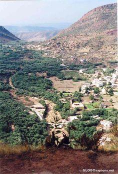 Imouzzer des Ida Ou Tanan.,  Morocco