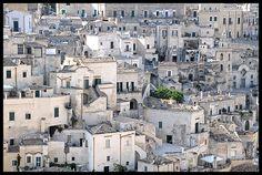 I Sassi di Matera Basilicata Italia