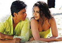 SRK and Rani - Chalte Chalte (2003)