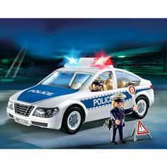 Playmobil City Action Radiowóz policyjny, 5184, klocki