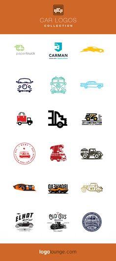 Logo Collection: Car