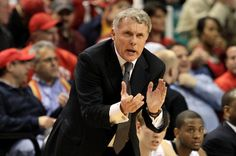 Great Maryland Terps basketball coach