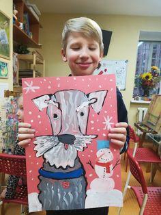 Winter Art Projects, Old Friends, Art Lessons, Children, Color Art Lessons, Young Children, Boys, Kids, Art Education