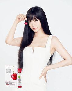 Han Ye Seul, Actors & Actresses, Camisole Top, Tank Tops, Collagen, Cherry, Dresses, Women, Instagram