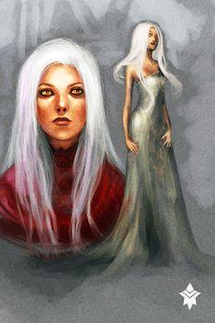 The Queen by DancinFox.deviantart.com on @DeviantArt