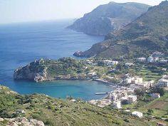 Quios uma ilha desconhecida - Grécia - Bilhete de Viagem