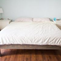 DIY King Bed