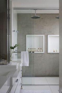 1000 id es sur le th me faire une douche italienne sur - Belle salle de bain italienne ...
