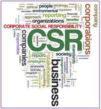 A Multi channel Approach to CSR (Corporate Social Responsibility): A PR Perspective image B W CSR Chart