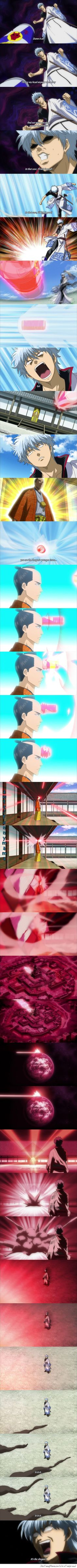 I feel like the shogun is the most tragic character in this series