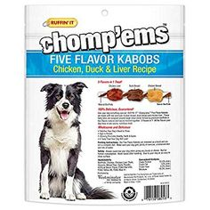 Dog Breeds Names Chompems Kabobs Treats for Dogs 15 Chews We do hope you actually like our picture. (This is an affiliate link).Dog Breeds Names Chompems Kabobs Treats for Dogs 15 Chews We do hope you actually like our picture. (This is an affiliate link) Dog Grooming Tools, Dog Grooming Clippers, Dog Grooming Shop, Bling Dog Collars, Cute Dog Collars, Dog Breeds Little, Big Dog Breeds, Ems, Irish Dog Breeds
