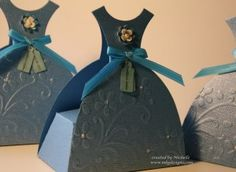 2012  make a dress box  It is made using a Sizzix Big Shot Pro dress die and is not compatible with the regular big shot.