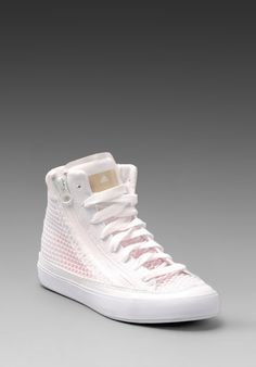 adidas by Stella McCartney Sneaker in Running White Grey Feather Turbo   170.00 soldout in 83bb217fd71f
