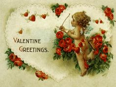 victorian cards | Valentine's Day at Campbell House with the London Tea Room ...