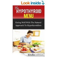 This guide will help you manage your eating plan daily and set a productive routine for dealing with hypothyroidism head-on. Instead of being unclear about what your food habits are helping or hurting, gain clarity about what type of treatment and food you should be ingesting. Is a light meal better? How much protein/kind of proteins are best? All of these questions are answered in an easy to understand format. http://www.amazon.com/dp/B00EWOPLDQ