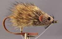 Bass & Pike Fly - Bass Bug Rat. For more fly fishing and fly reels please follow and check out www.theflyreelguide.com   Also check out the original pinners Fishwest site and support. Thanks  #flyfishing